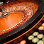 Koe ruletin jännitys Thrills kasinolla